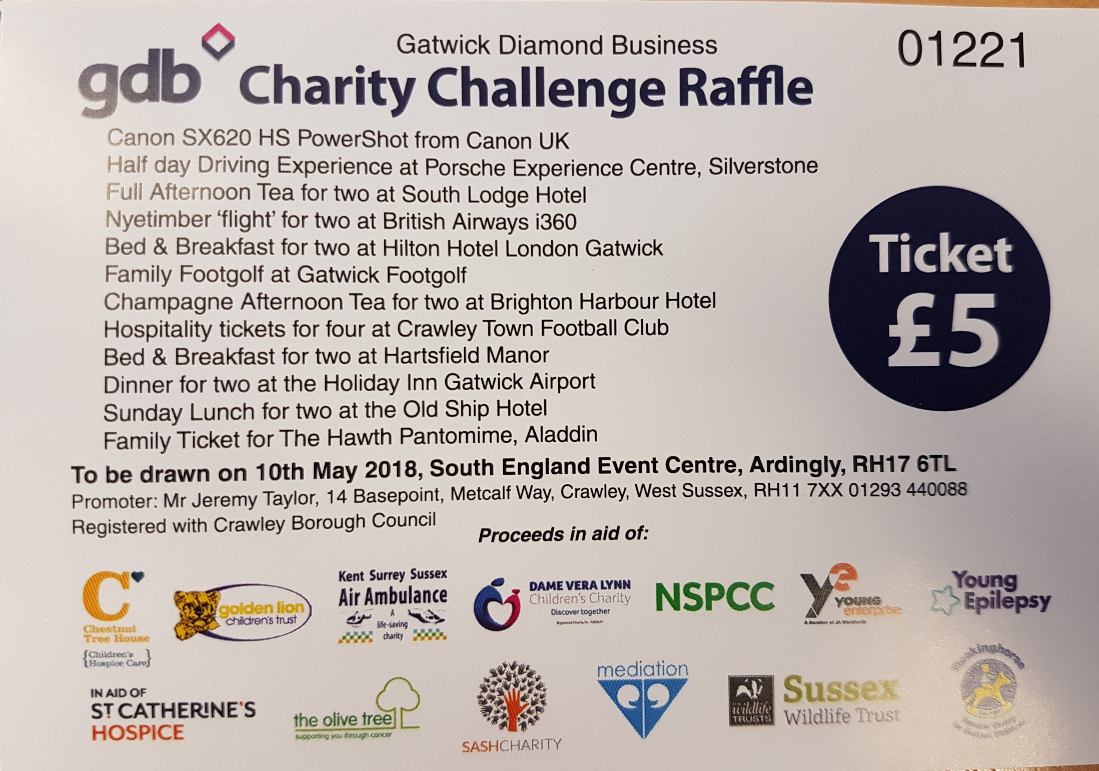 charity raffle  u2013 west sussex mediation news